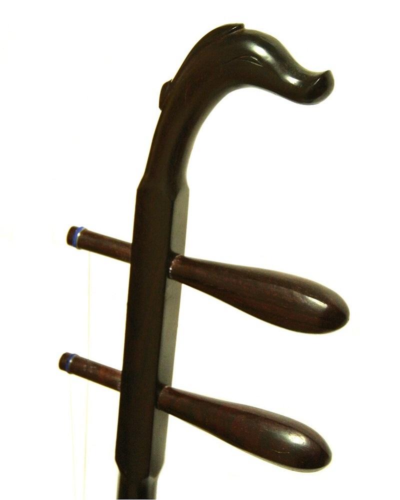 画像1: 王根興作 『紅山玉龍』 印度小葉紫檀二胡