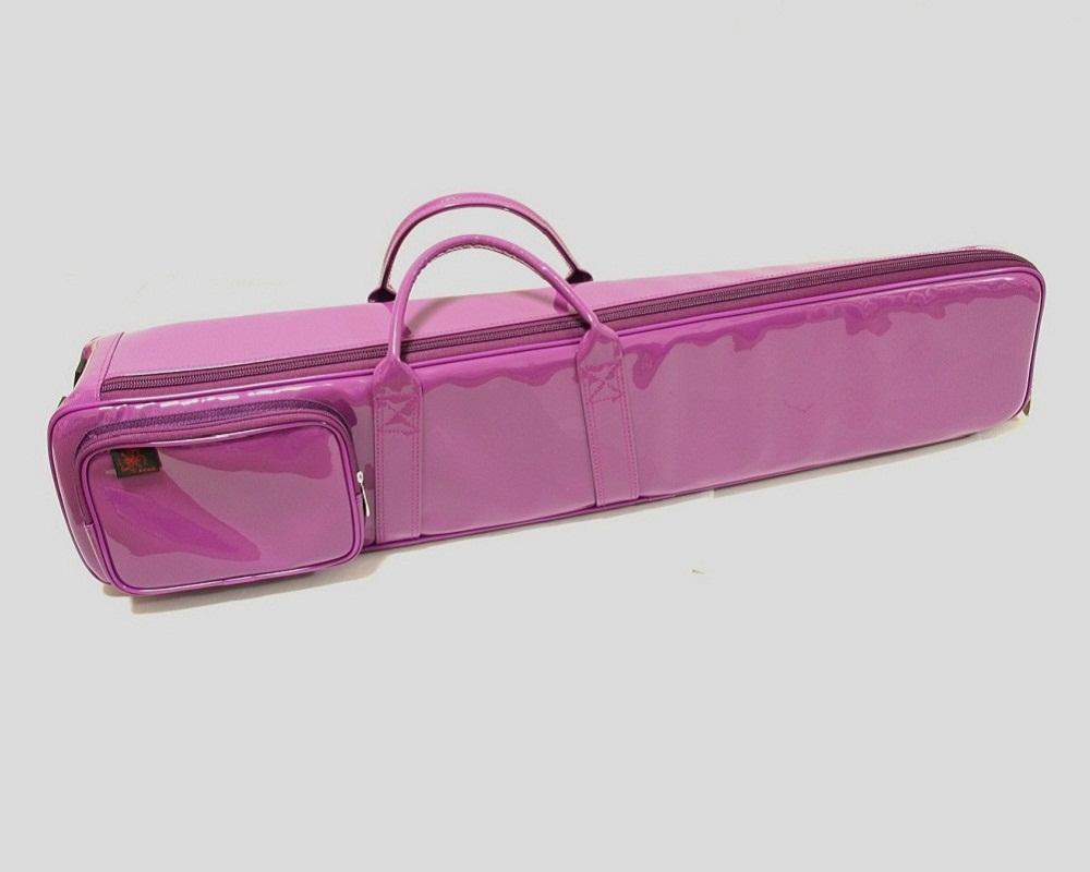 画像2: 台北 長安楽器特製 二胡ソフトケース(カラー:パープル)