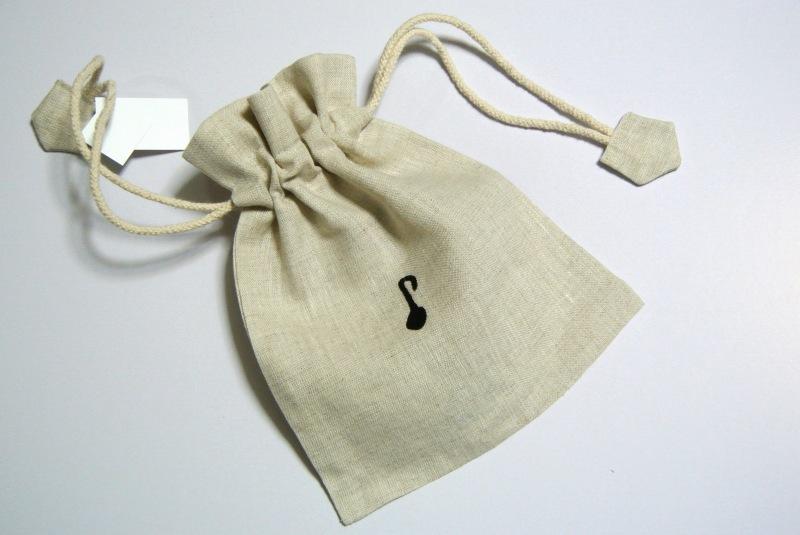画像5: 巾着袋 二胡