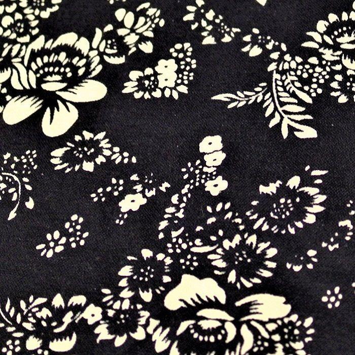 画像2: ハンドメイド 江南藍染風オリジナル二胡カバー【国色牡丹】藍地+藍辺(松脂よけ ブランケット)