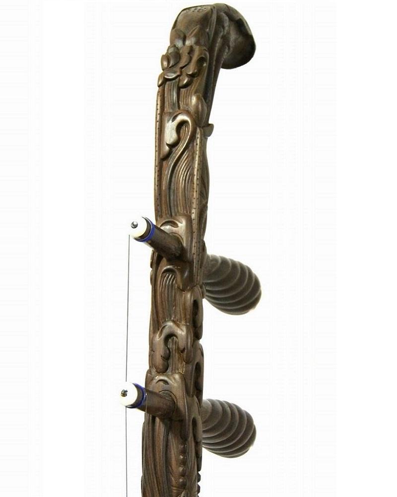 画像3: 王根興作 『荷塘月色』 老紅木二胡