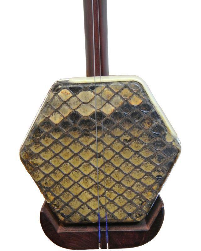 画像4: 胡涵柔製 アフリカ小葉紫檀二胡