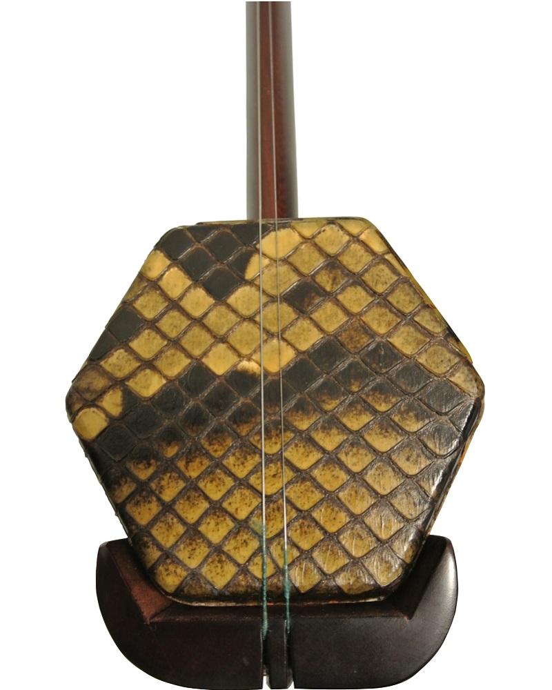 画像2: 卜廣國製 アフリカ小葉紫檀 二胡