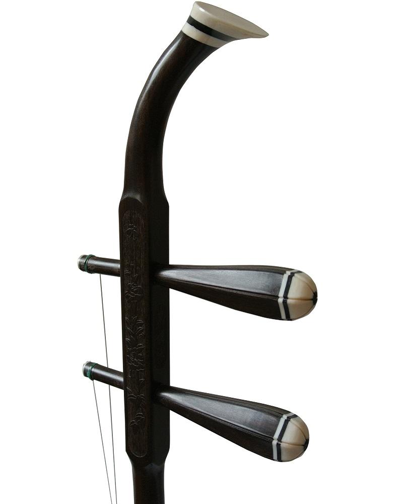 画像5: 唐華軍製 黒檀二胡