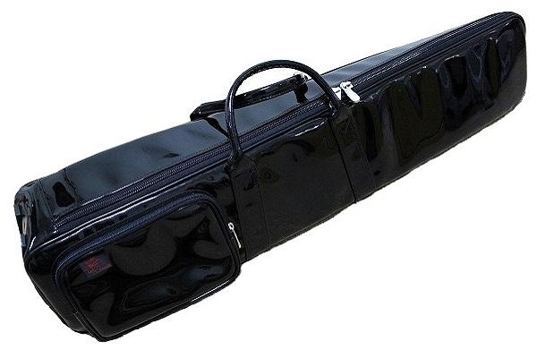 画像1: 台北 長安楽器特製 二胡ソフトケース(カラー:ブラック)