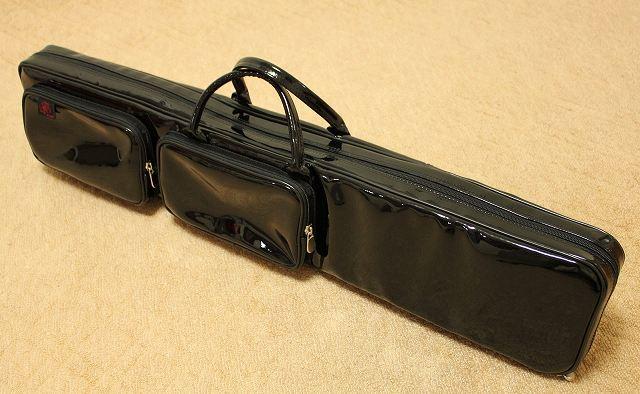 画像2: 台湾長安楽器特製 笛子ソフトケース(9本用)