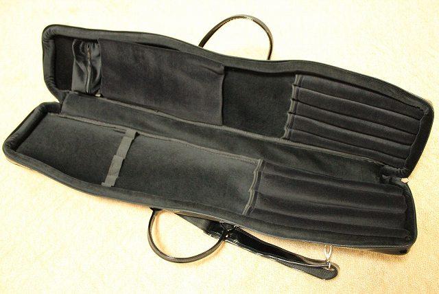画像3: 台湾長安楽器特製 笛子ソフトケース(9本用)